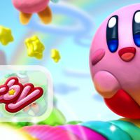 "Nintendo posta trailer do novo game ""Kirby and the Rainbow Course"" no Youtube"