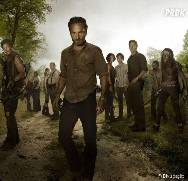 """Canal divulga cenas fresquinhas do que está por vir em """"The Walking Dead""""!"""