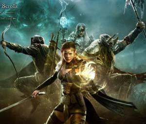 """""""The Elder Scrolls Online"""" agora terá sistema de microtransações"""