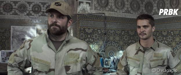 """Sniper Americano"" conta com Bradley Cooper e Sienna Miller no elenco"