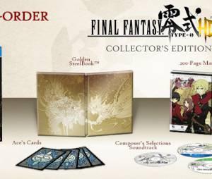 """Game """"Final Fantasy Type-0 HD"""" está disponível para pré-compra na nova loja online da Square Enix"""