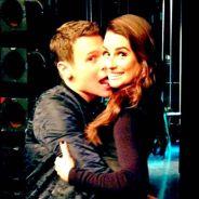 """Em """"Glee"""": Nas filmagens do series finale, Jonathan Groff volta como Jesse St. James!"""
