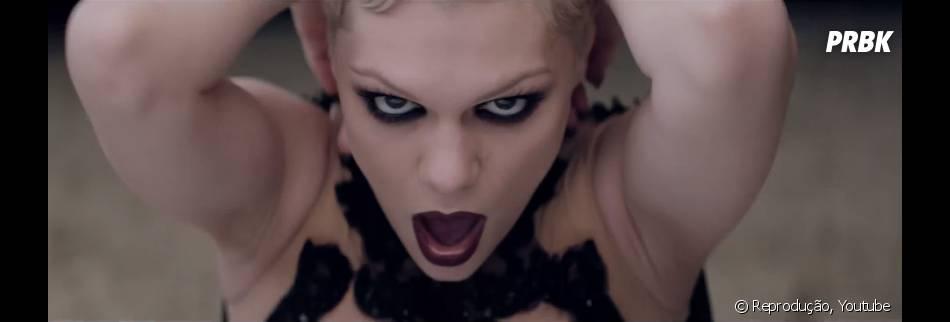 """Jessie J está sombria em """"Thunder"""""""