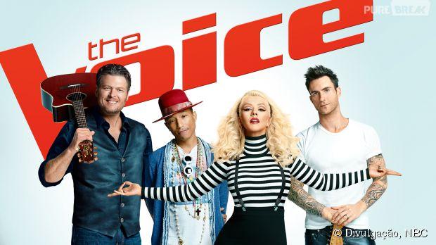 """Christina Aguilera está de volta no """"The Voice US""""!"""