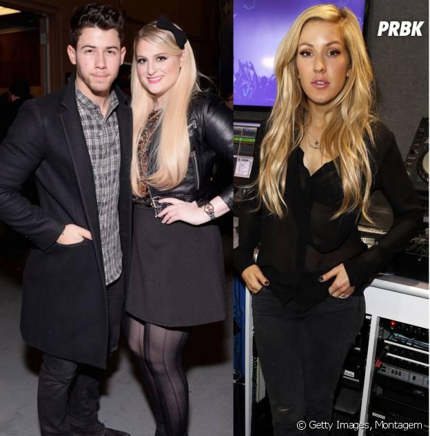 """Nick Jonas, Meghan Trainor e Ellie Goulding serão ajudantes dos técnicos do """"The Voice US"""""""