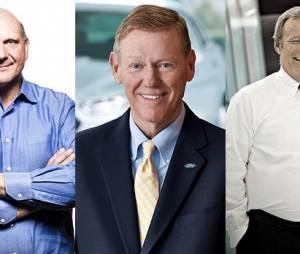 Stephen Elop e Alan Mulally são os favoritos para a presidência da Microsoft