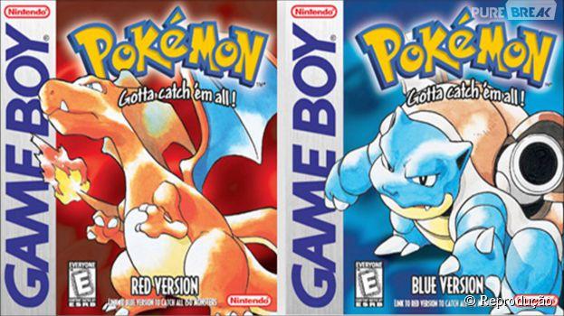 """""""Pokémon"""": Jogos completam 19 anos, confira algumas curiosidades sobre os primeiros lançamentos!"""
