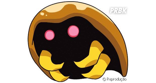 O Pokémon Kabuto aparece com o nome Att em algumas versões beta de Red/Blue, numa referência a Atlantis