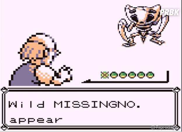 Missingno é um Pokémon exclusivo dessas versões. Você teria ele no seu time?