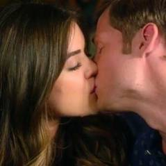 """Em """"Pretty Little Liars"""": Adeus Ezra! Aria (Lucy Hale) começa namoro com Andrew!"""