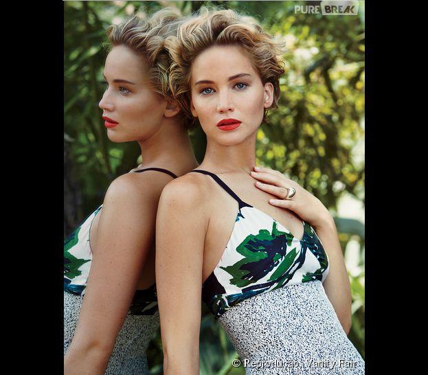 Jennifer Lawrence luta pelo título de Melhor Atriz, no MTV Movie Awards 2015