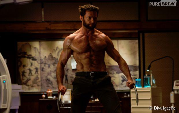 """Hugh Jackman, em novo """"Wolverine"""""""