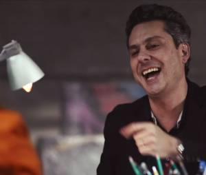 """Alexandre Nero também está no elenco de""""Muita Calma Nessa Hora 2"""""""