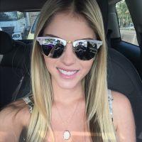 Bárbara Evans reaparece no Instagram e fãs torcem por affair com Cauã Reymond
