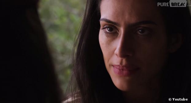 """Cleo Pires vive Ana Terra em """"O Tempo e o Vento"""", mesmo personagem que foi vivida por sua mãe, Glória Pires, em1985"""