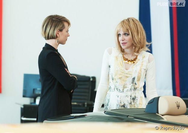 """Courtney Love chega aos Hamptons para viver a personagemWhite Gold, em """"Revenge"""""""