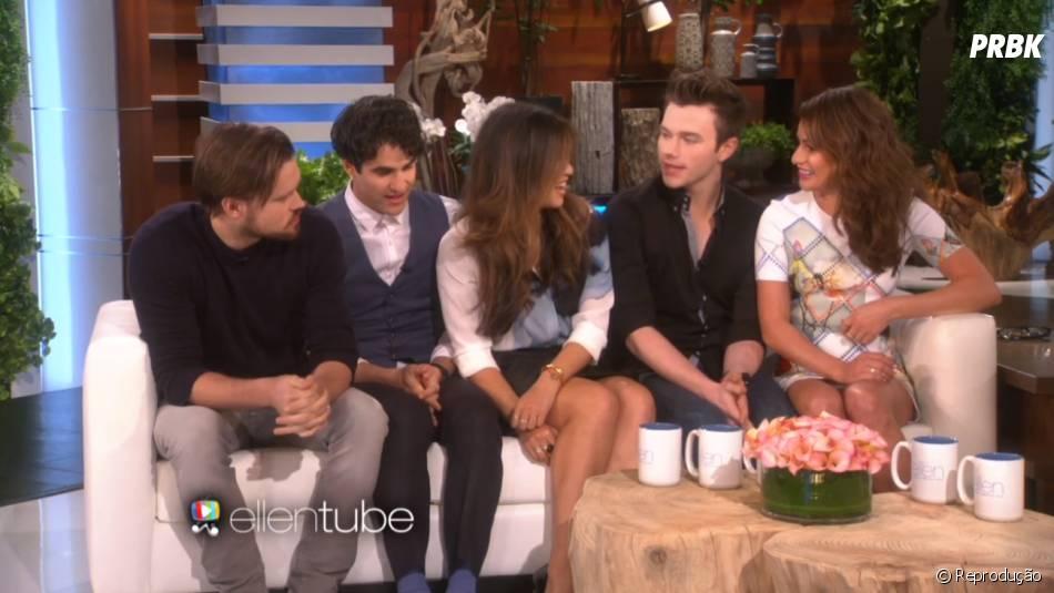 """Os mocinhos de """"Glee"""" falaram sobre a homenagem à Cory Monteith no último episódio do seriado"""