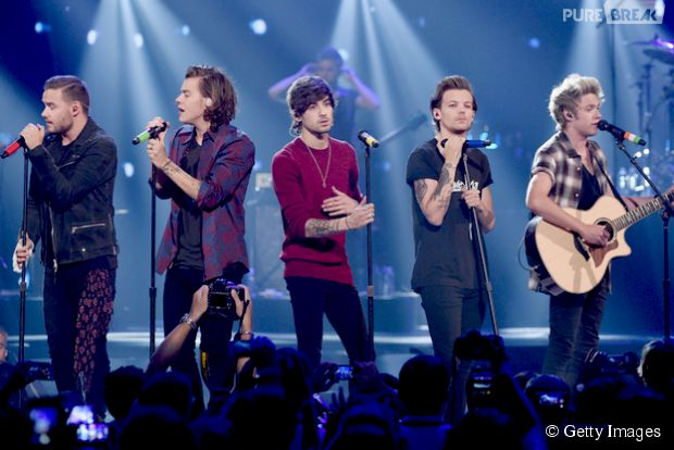One Direction, com sua nova turnê, quebra recorde de Taylor Swift no Twitter