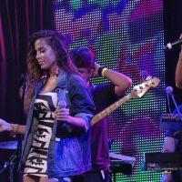 """Anitta e Naldo no """"BBB15"""": festa Baile Carioca com muito funk e Fernando comemora Líder"""