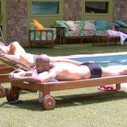 """No """"BBB15"""": Fernando faz pedido ao emparedado Rafael: """"Se você sair, conversa com a Aline"""""""
