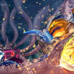 "Game ""Naruto Shippuden: Ultimate Ninja Storm 4"" ganha novas imagens da equipe 7 contra Jubi"
