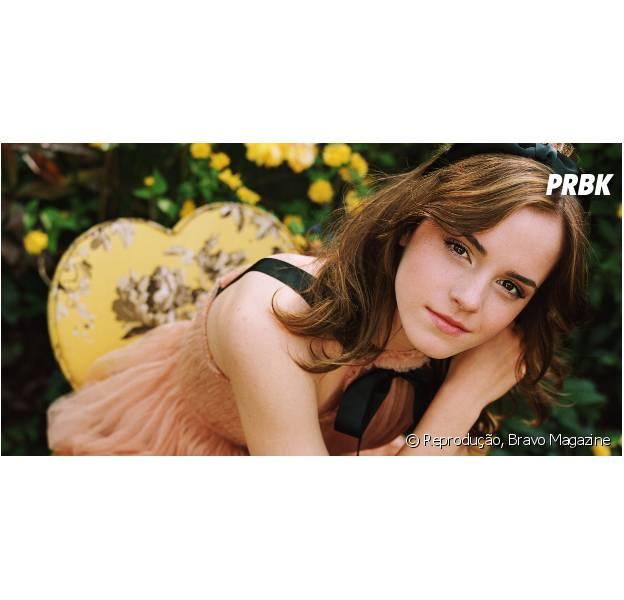 "Emma Watson, de ""A Bela e a Fera"""