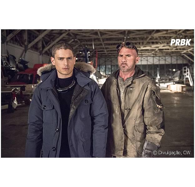 """Séries """"Arrow"""" e """"The Flash"""" tem mais dois atores confirmados no elenco do spin-off!"""