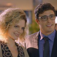 """Novela """"Sete Vidas"""": Júlia (Isabelle Drummond) e Pedro conhecem irmãos gêmeos"""