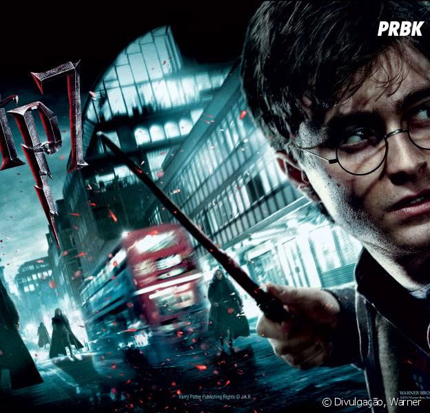 """Warner exibe último """"Harry Potter"""" e faz uma semana de maratona com filmes da saga!"""