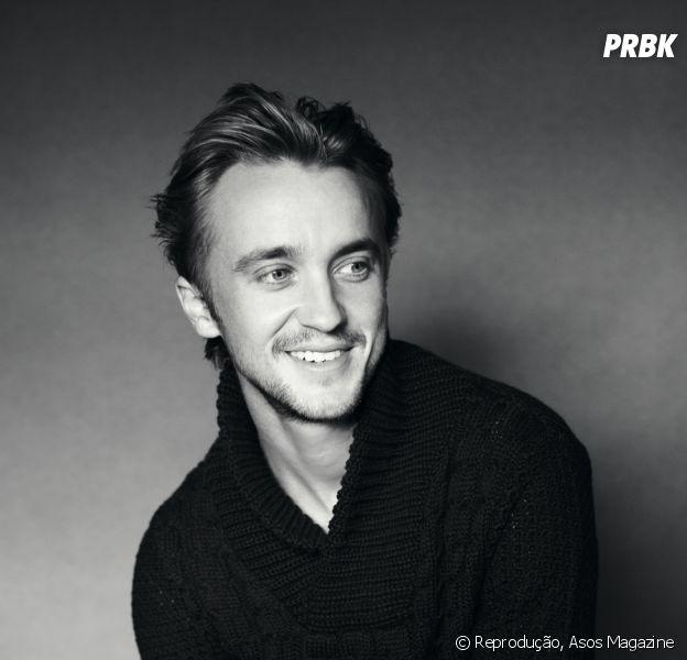 "Tom Felton, de ""Harry Potter"""