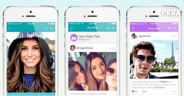 Desafios diários e muito auto-retrato é o que você encontrará no novo app Selfbee