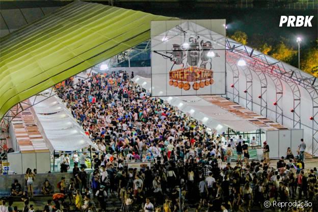 A moda dos Food Trucks vai invadir o Lollapalooza em 2015