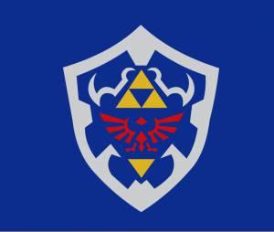 """Escudo de """"The Legend of Zelda"""" é recriado por youtuber! Confira o resultado"""