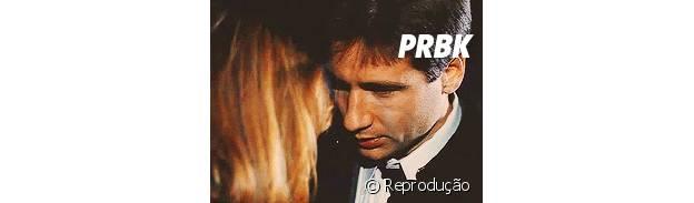 """O dupla de agentes da FBI: Dana Scully (Gillian Anderson) e Fox Mulder (David Duchovny) confirmaram presença em """"Arquivo X"""""""