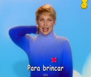 "Parabéns da Xuxa: ""5 Patinhos"""