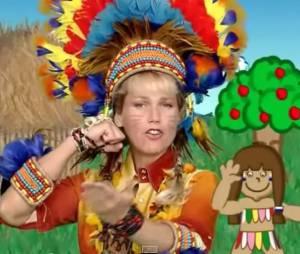 """Parabéns da Xuxa: """"Brincar de Índio"""""""