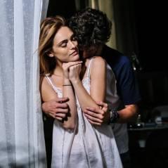 """Novela """"Sete Vidas"""": Júlia (Isabelle Drummond) e Pedro têm noite de amor, mas é tudo um sonho!"""