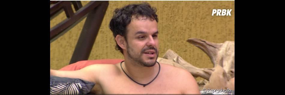 """Agora que está sem Mariza, Adrilles diz que vai tocar o terror na casa do """"BBB15"""""""