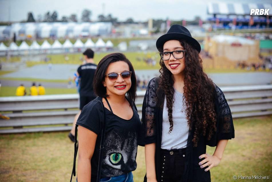 No Lollapalooza 2015: não pode falta looks em tons de preto