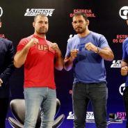 """Estreia """"The Ultimate Fighter Brasil 4"""": Anderson Silva é substituído por Rodrigo Minotauro"""