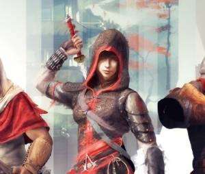 """""""Assassins Creed Chronicles"""" será uma trilogia que explora a história das sociedades da China, Índia e Rússia"""