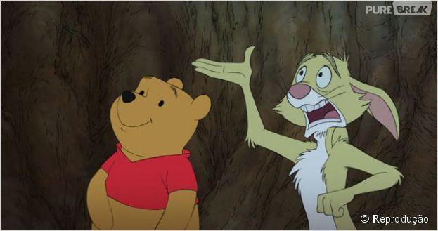 """Filme """"O Ursinho Pooh"""""""