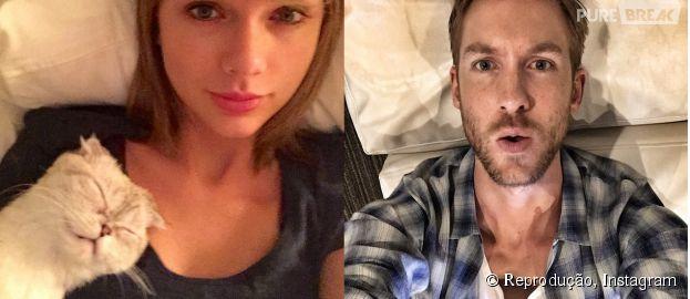Veja cinco motivos para shippar muito Taylor Swift e Calvin Harris!