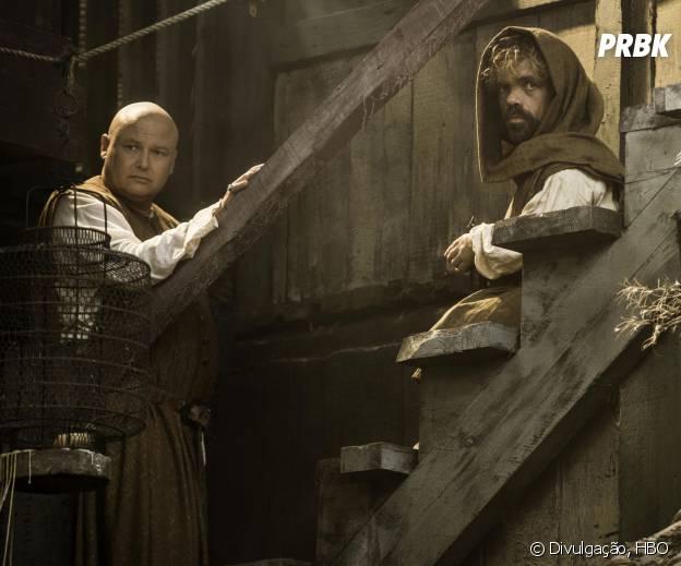 """Em """"Game of Thrones"""", Tyrion (Peter Dinklage) vai enfrentar muitas dificuldades, mas saberá se virar"""