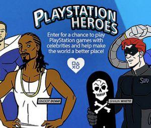 """Em abril o """"PlayStation Heroes"""" vai levar um sortudo para jogar """"FIFA 15"""" contra Snoop Dog"""