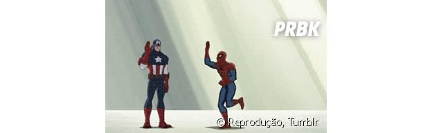 Homem-Aranha e Vingadores