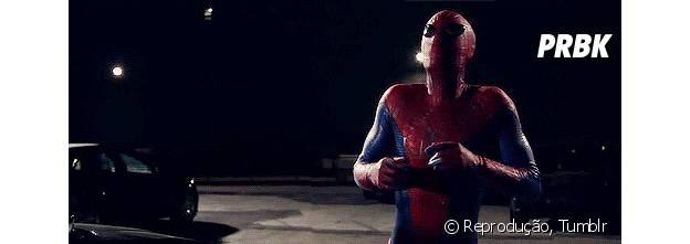 Homem-Aranha e Homem de Ferro