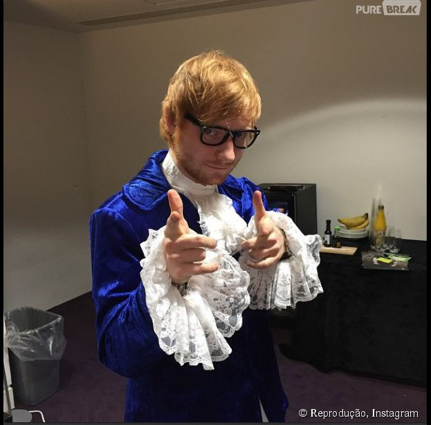 Ed Sheeran afirma que Harry Styles, do One Direction, é bem dotado!