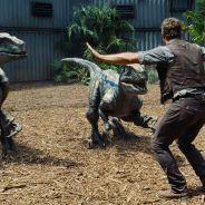"""Filme """"Jurassic World"""" ganha novo trailer e mostra Chris Pratt em maus bocados!"""