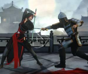 "A protagonista Shao Jun do novo game ""Assassin's Creed Chronicles: China"""